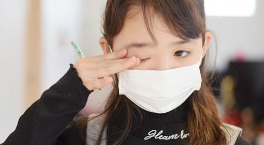 目 の かゆみ 花粉 症